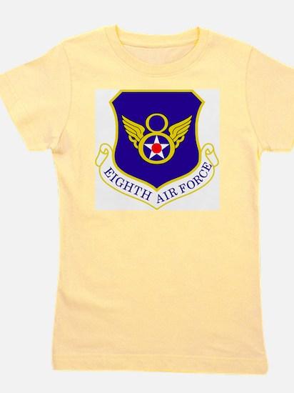 USAF-8th-AF-Shield-Bonnie Girl's Tee