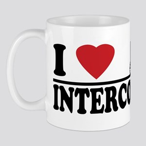 I Love Intercourse Mug