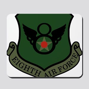 USAF-8th-AF-Shield-Subdued Mousepad