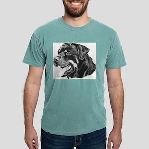 Rottweiler Mens Comfort Colors Shirt