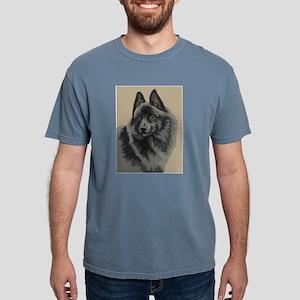 Schipperke Mens Comfort Colors Shirt