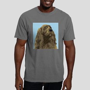 Sussex Spaniel Mens Comfort Colors Shirt