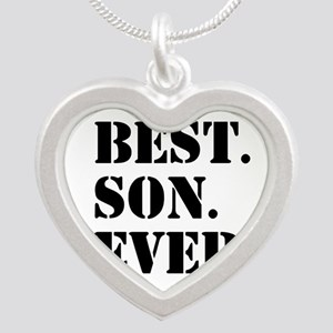 Best Son Ever Necklaces
