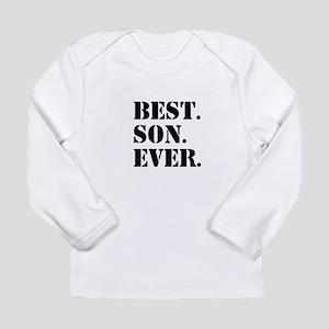 Best Son Ever Long Sleeve T-Shirt