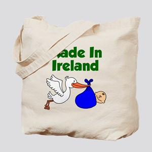 Made in Ireland Boy Tote Bag