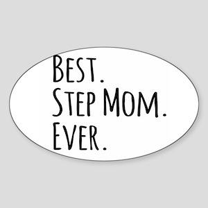 Best Step Mom Ever Sticker
