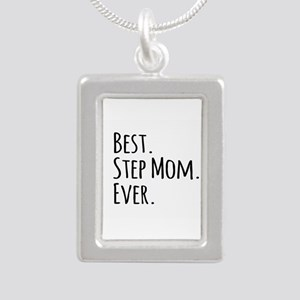 Best Step Mom Ever Necklaces