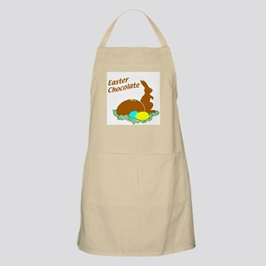Easter Chocolate BBQ Apron