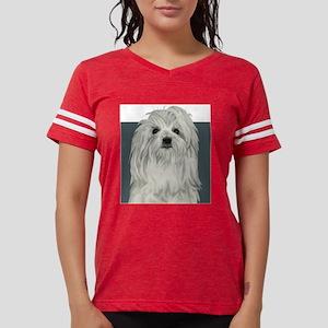 Coton de Tulear Womens Football Shirt