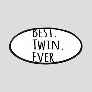 Best Twin Ever Patches
