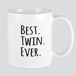 Best Twin Ever Mugs