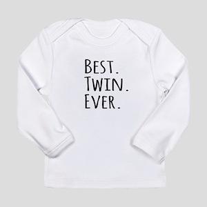 Best Twin Ever Long Sleeve T-Shirt