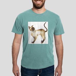 Siamese cat Mens Comfort Colors Shirt
