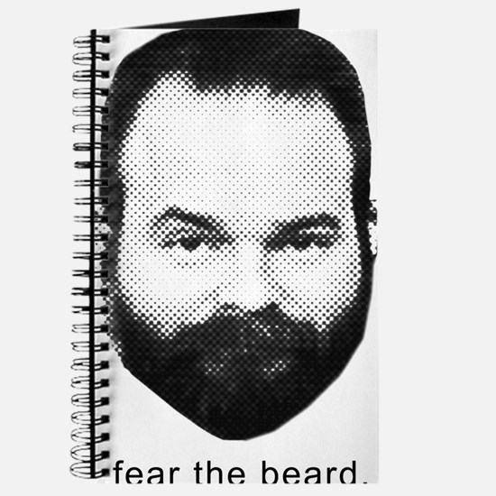 fear_the_beard_w_txt. Journal