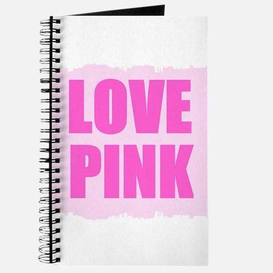 LOVE PINK Journal