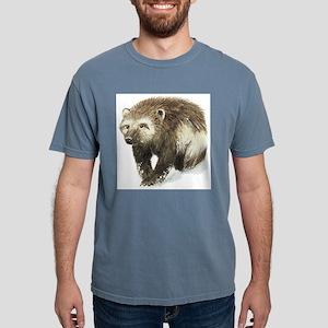 wolverine Mens Comfort Colors Shirt
