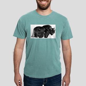 Yak Mens Comfort Colors Shirt
