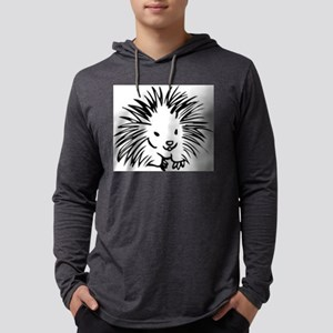 clip63 Mens Hooded Shirt