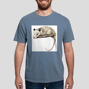 Opossum Mens Comfort Colors Shirt