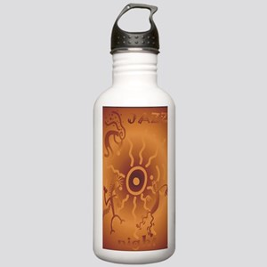 JazzNight - journal Stainless Water Bottle 1.0L
