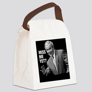 MISSMEYET-A Canvas Lunch Bag