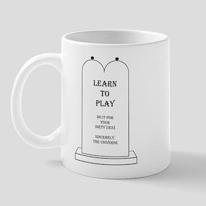 Learn to Play Mug
