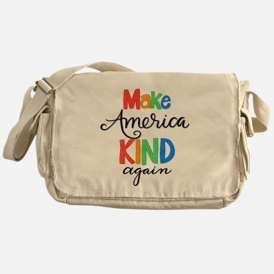 MAKA Messenger Bag