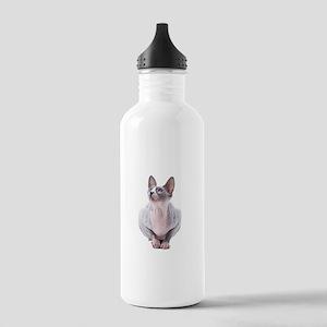 Sphynx Mania Water Bottle
