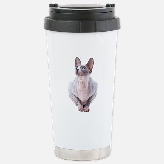 Sphynx Mania Travel Mug