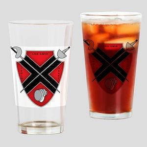 Logo 1 Drinking Glass
