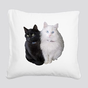 BrothersA Square Canvas Pillow
