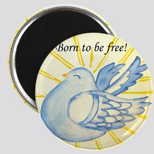 Born to be free! Magnets