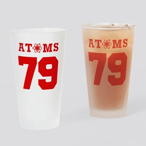 OGRE 79 FRONT Drinking Glass