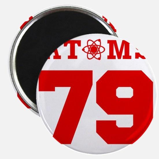 OGRE 79 FRONT Magnet