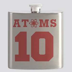 STAN GABLE 10 FRONT Flask