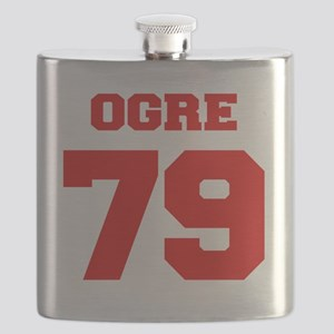 OGRE 79 BACK Flask