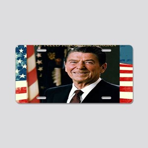 We Need Another Reagan_Rect Aluminum License Plate