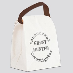 Paranormal Shirt Canvas Lunch Bag