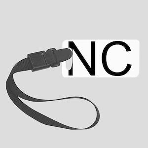 NC Small Luggage Tag