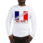 France Saddamized Long Sleeve T-Shirt
