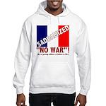 France Saddamized Hooded Sweatshirt