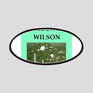 mount wilson Patches