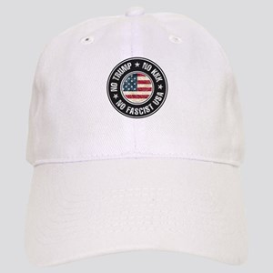 No Trump No KKK No Fascist USA Baseball Cap