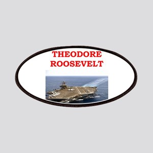 theodore roosevelt Patches