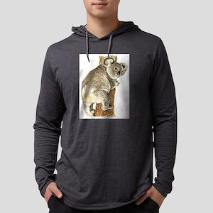 koala bear Mens Hooded Shirt
