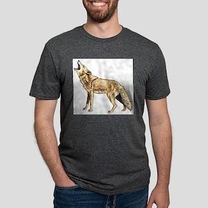 Coyote Mens Tri-blend T-Shirt