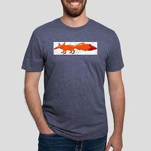 wmf_fox201 Mens Tri-blend T-Shirt