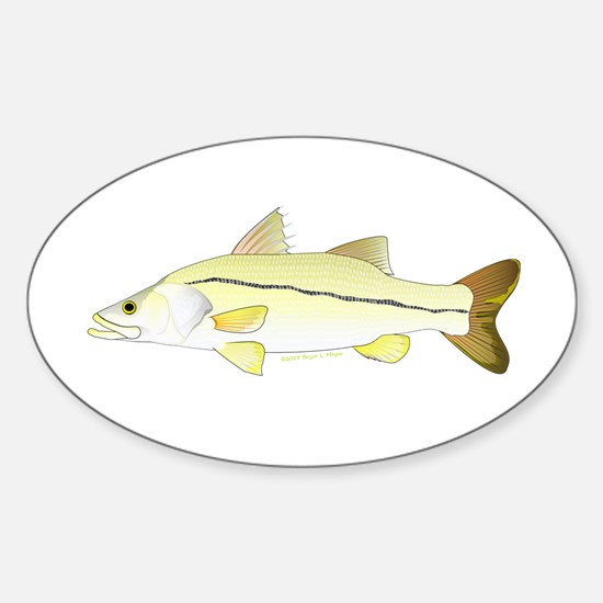 Common Snook Decal