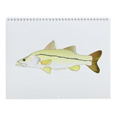 Florida Keys Flats And Grass Fishing Wall Calendar
