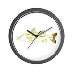Common Snook Wall Clock